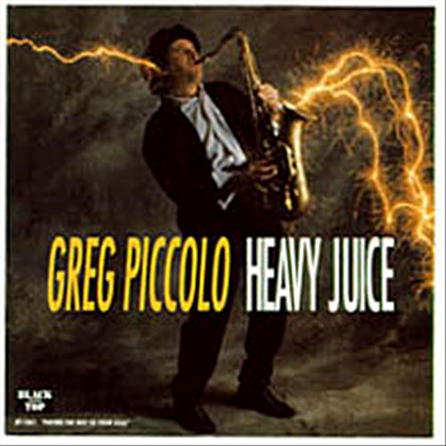 Heavy Juice by Greg Piccolo