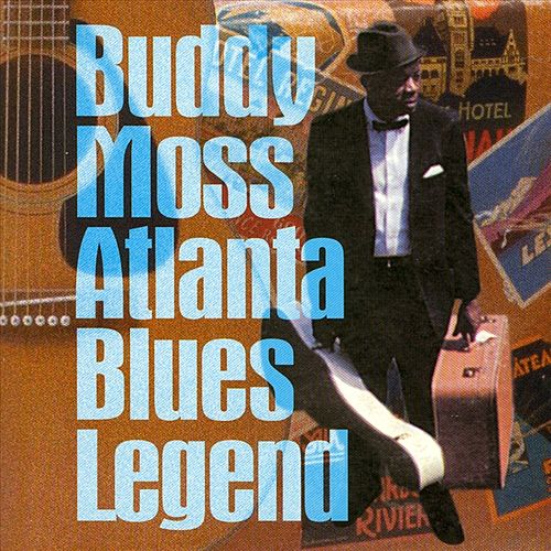 Atlanta Blues Legend by Buddy Moss