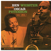 Play & Download Meets Oscar Peterson by Ben Webster | Napster