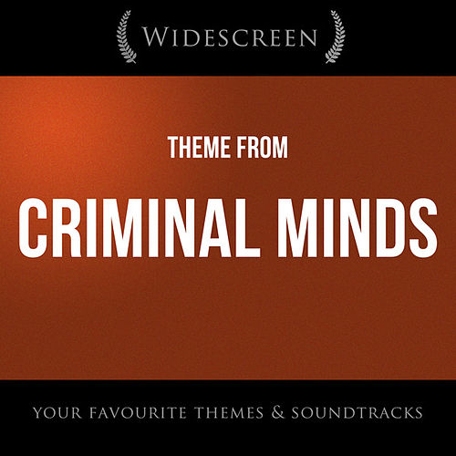 Theme from Criminal Minds (From