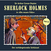 Die neuen Fälle - Fall 12: Der verhängnisvolle Schlüssel von Sherlock Holmes