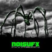 Invasion by Noisuf-X