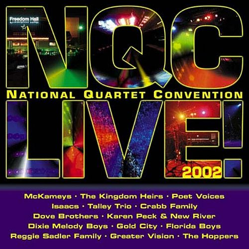 Nqc Live 2002 by Various Artists