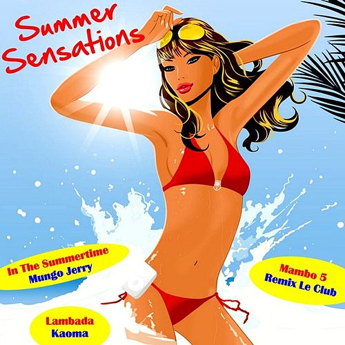 Summer Sensations by Various Artists