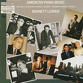 Play & Download American Piano Music Vol II of II, Copland, Blitzstein, Harris, Barber, Schuman, Ramey, Bowles by Bennett Lerner | Napster