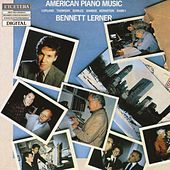 Play & Download American Piano Music Vol I of II, Copland, Thomson, Bowles, Barber, Bernstein, Ramey by Bennett Lerner | Napster