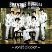 Volvió El Dolor by Brazeros Musical De Durango