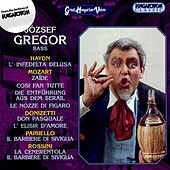 Play & Download Gregor, Jozsef: Bass Opera Arias by Jozsef Gregor | Napster