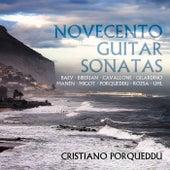 Novecento Guitar Sonatas by Cristiano Porqueddu