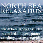 Play & Download North Sea Relaxation - Sound of the Sea, Piano, Crushing Waves, Seagulls, Sounds to Calm Down and Re by Torsten Abrolat | Napster