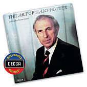 Play & Download The Art Of Hans Hotter by Hans Hotter | Napster