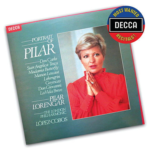 Play & Download Portrait Of Pilar by Pilar Lorengar | Napster
