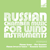 Play & Download Russian Chamber Music for Wind Instruments, Vol. II by Various Artists | Napster