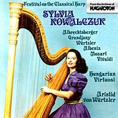 Vivaldi: Lute Concerto in D Major (Arr. for Harp) / Grandjany: Rhapsodie by Sylvia Kowalczuk