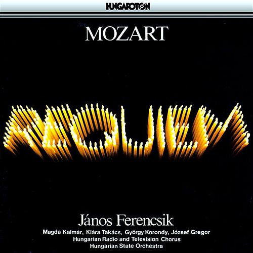 Play & Download Mozart: Requiem in D Minor by Magda Kalmar | Napster