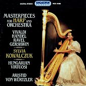 Vivaldi: Concerto in D Major (Arr. for Harp) / Handel: Concerto in F Major (Arr. for Harp) by Sylvia Kowalczuk