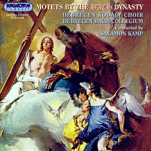 Play & Download Bach Family: Motets by the Bach Family by Debrecen Kodaly Choir | Napster
