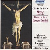 Play & Download Franck: Mass in A Major by Mariann Bodi | Napster