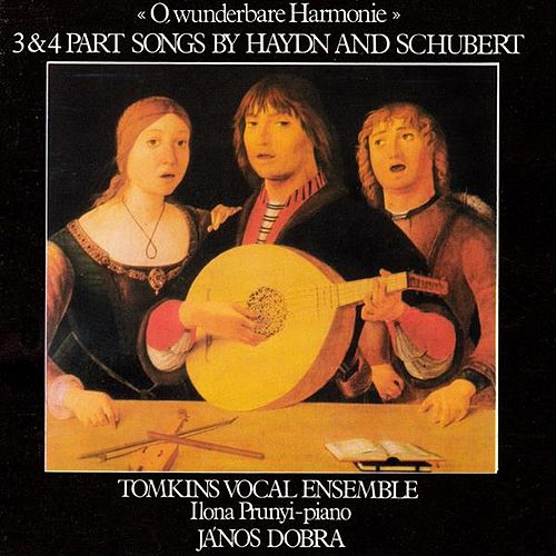 Play & Download Haydn / Schubert: 3 and 4 Part Songs. by Ilona Prunyi | Napster