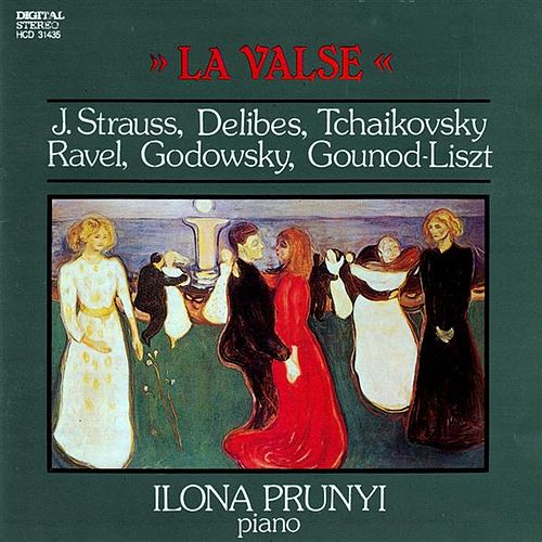 Play & Download Waltzes for The Piano by Ilona Prunyi | Napster