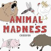 Play & Download Animal Madness by Creeper | Napster
