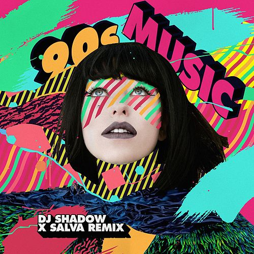 Play & Download 90s Music (DJ Shadow x Salva Remix) by Kimbra | Napster