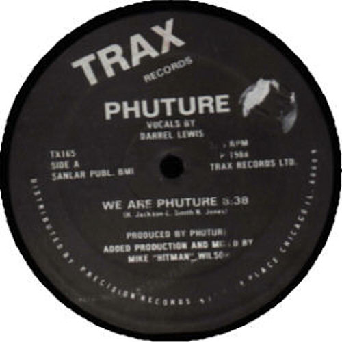 We Are Phuture by Phuture