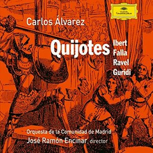 Varios: Quijotes / Carlos Alvarez, ORCAM by Various Artists