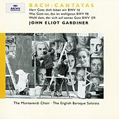 Bach: Cantatas BWV 16; 98; 139 by Various Artists