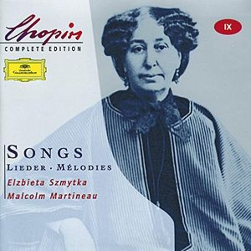 Chopin: Songs by Elzbieta Szmytka