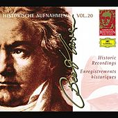 Beethoven: Historical Recordings by Various Artists