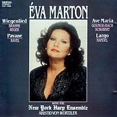 Marton, Eva: Lieder by Bach, Handel, Mendelssohn-Bartholdy With Harp Ensemble by Various Artists