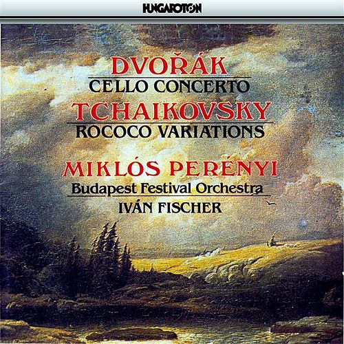 Play & Download Dvorak: Cello Concerto / Tchaikovsky: Variations On A Rococo Theme, Op. 33 by Miklos Perenyi | Napster