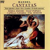 Play & Download Handel: Cantatas (Hwv 82, 142 and 150) by Maria Zadori | Napster