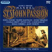 Play & Download Handel: St. John Passion by Martin Kleitmann | Napster