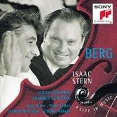 Berg: Violin Concerto; Kammerkonzert by Various Artists