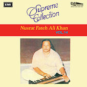 Play & Download Supreme Collection Vol. 13 by Nusrat Fateh Ali Khan | Napster