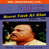 Supreme Collection Vol. 14 by Nusrat Fateh Ali Khan