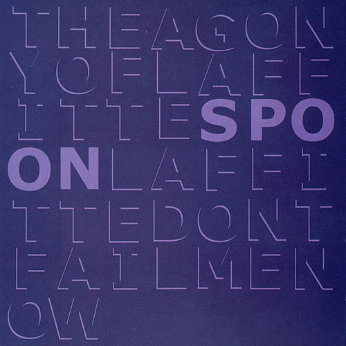 The Agony of Laffitte by Spoon