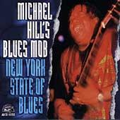 Play & Download New York State Of Blues by Michael Hill | Napster