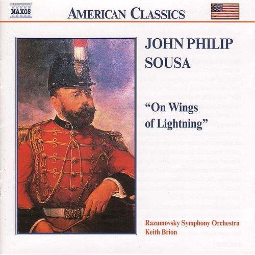 On Wings Of Lightning by John Philip Sousa