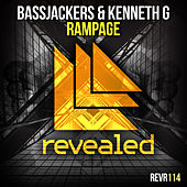 Play & Download Rampage by Bassjackers | Napster