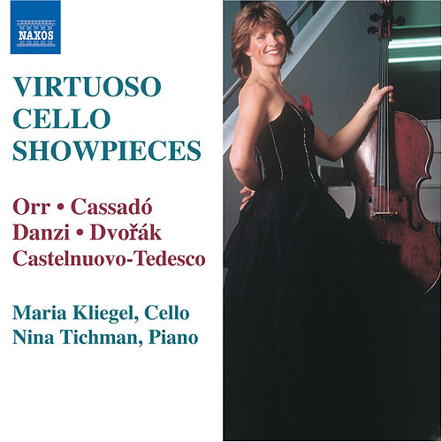 DVORAK: Sonatina in G major, Op. 100 / ORR: A Carmen Fantasy / DANZI: Don Giovanni Variations by Maria Kliegel