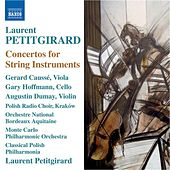 PETITGIRARD: Cello Concerto / Le Legendaire / Dialogue by Various Artists