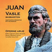 Play & Download Juan Vasle  basbariton Operne arije by Juan Vasle | Napster