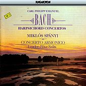 Play & Download Bach, C.P.E.: Harpsichord Concertos Wq. 23, Wq. 31 and  Wq. 33 by Miklos Spanyi | Napster