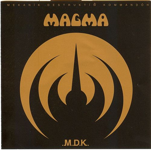 Play & Download Mekanik Destruktiw Kommandoh by Magma | Napster