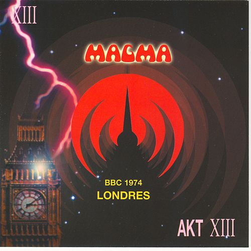 Magma Bbc 1974 Londres by Magma