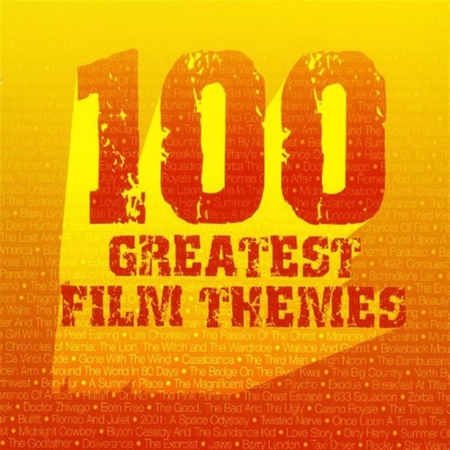 Play & Download 100 Greatest Film Themes by City of Prague Philharmonic | Napster