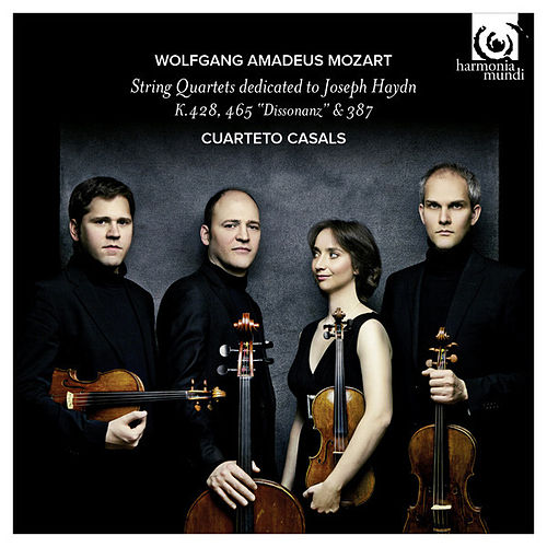 Play & Download Mozart: String Quartets dedicated to Joseph Haydn (Extended Version) by Cuarteto Casals | Napster